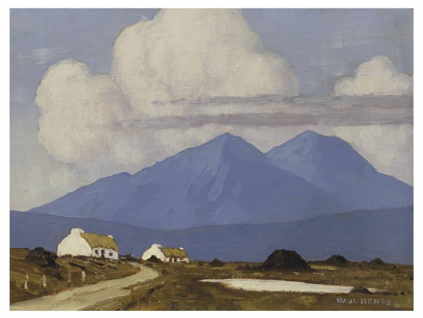 Paul Henry Artist in the West of Ireland