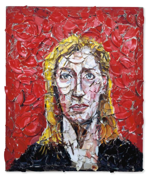 Julian Schnabel Painting Art
