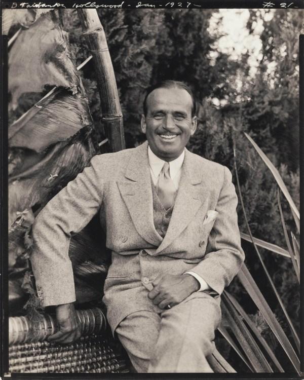 Edward Steichen 1879-1973 Douglas Fairbanks Jr