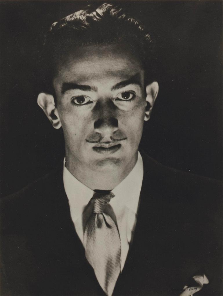 MAN RAY 18901976  Salvador Dali 1932  1930s