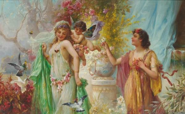 Classical Art Paintings