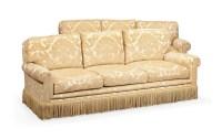 Damask Sofa Sure Fit Matele Damask T Cushion Sofa ...