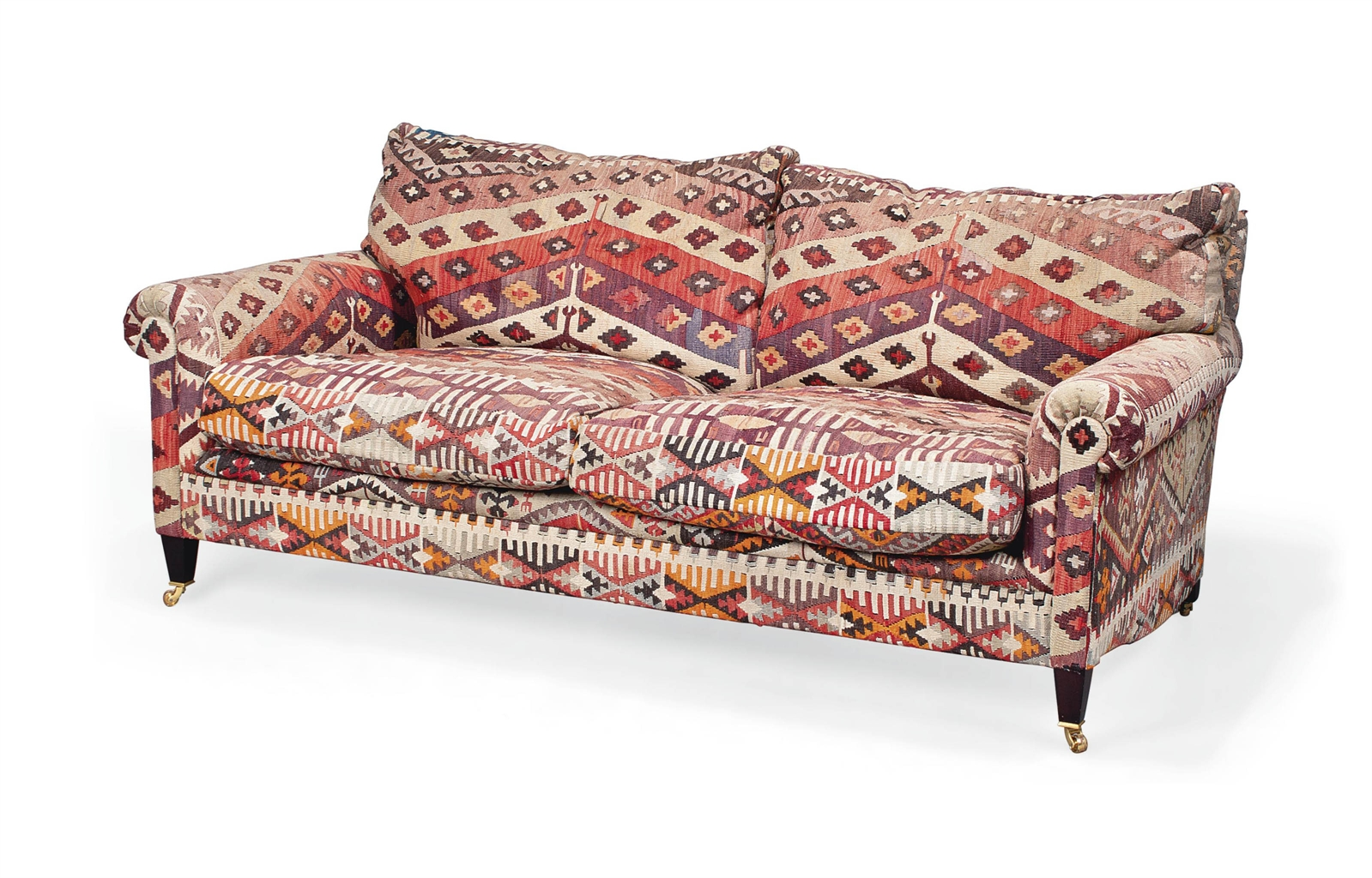 andrew martin rochester sofa sofaworks empire armchair a george smith kilim upholstered of recent