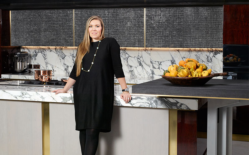 Deluxe kitchens of interior designer Fiona BarrattCampbell  Christies