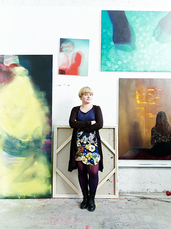 Adrian Ghenie And The Cluj Paintbrush Factory Producing