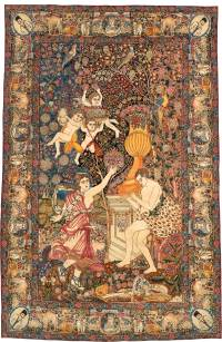 Pictorial Persian Rugs - Rugs Ideas