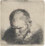Rembrandt Old Bearded Man