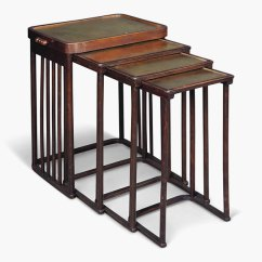 Steel Chair Buyers In India Hanging Egg Chairs A Z Of Furniture Terminology To Know When Buying At Auction Josef Hoffman 1870 1956 Nest Four Stained Beech And Brass