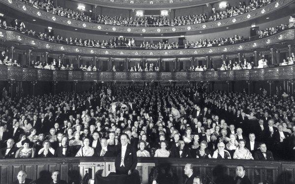 Metropolitan Opera Opening Night