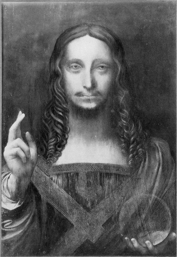 Leonardo Salvator Mundi History Rediscovery And