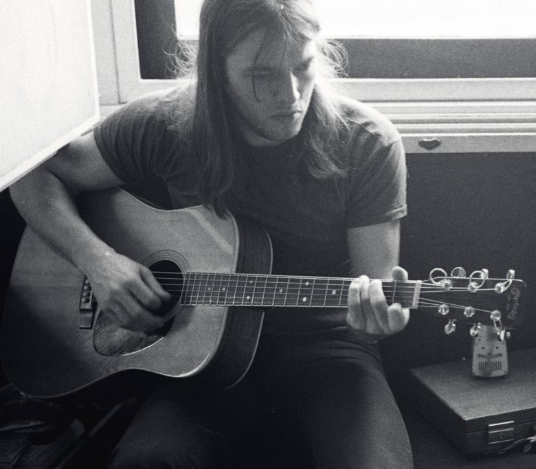 david gilmour unplugged the