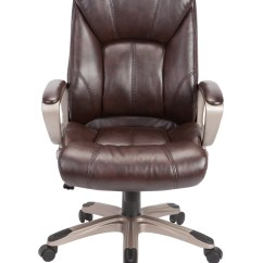 Swivel Chair Brown Girls Rocking Adjustable Office Christies Home Living