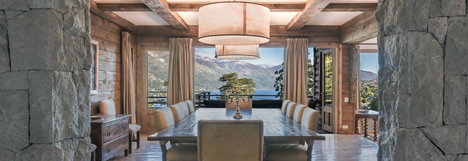 elevated escapes: luxury homes in the mountains - christie's