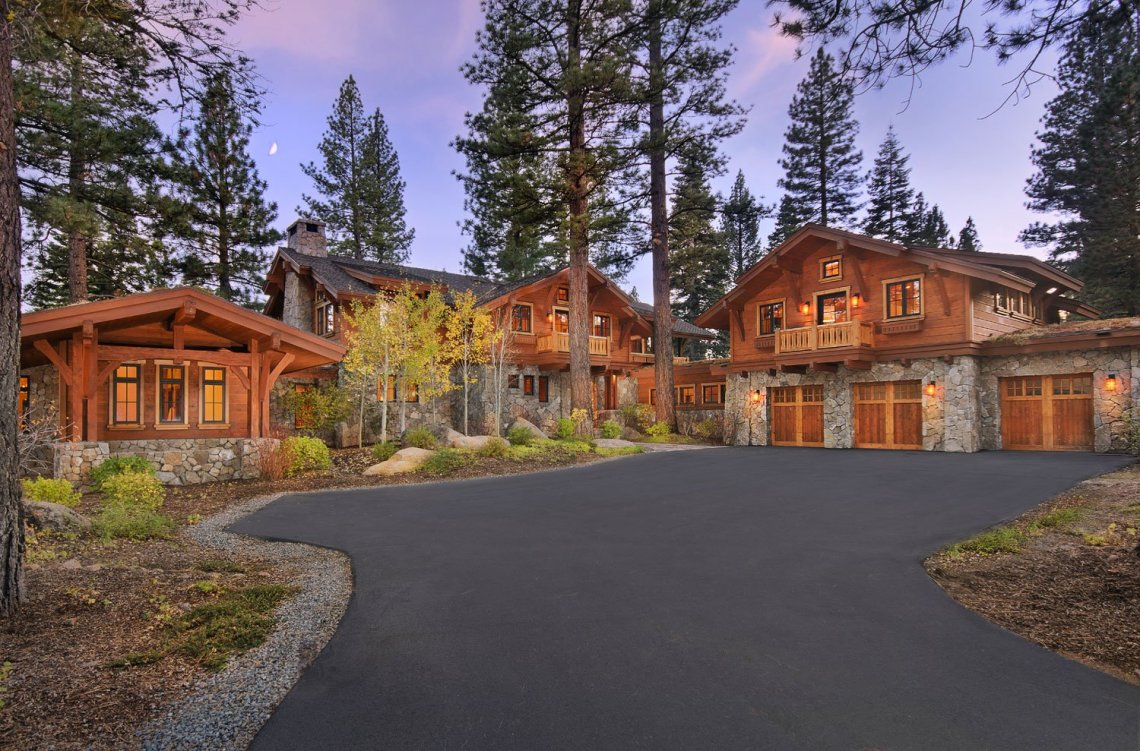 <b>US$7,975,000<br/>5 Bedrooms, 7,459 sq. ft.</b><br/>Unsurpassed quality of construction is evident in this Bruce Olson Martis Camp masterpiece. This luxurious home features architecture reminiscent of grand Western mountain lodges, but with the cozy feel of home. The residence is also chock-full of superb features: a media room, office, loft, recreation room, and more than 3,000 square feet of heated outdoor living spaces overlooking the resort's championship golf course.