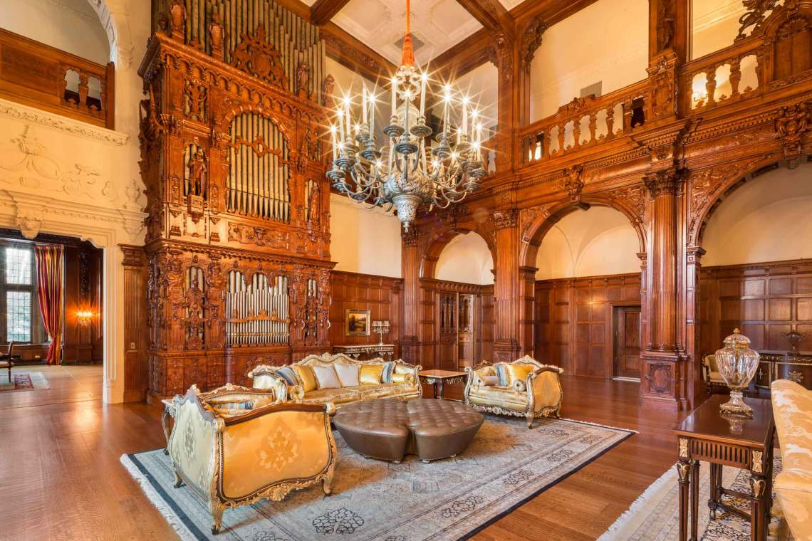 Six Homes with Exceptional Architectural Details