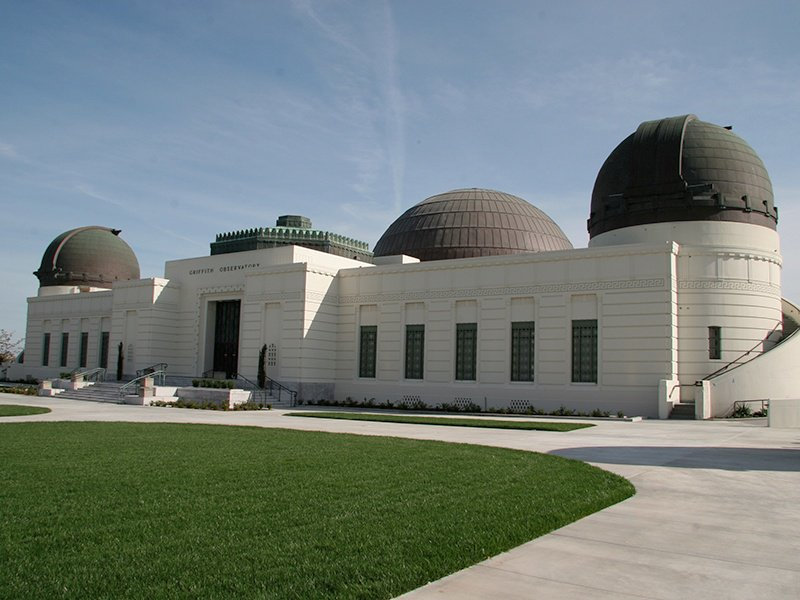 Featured in a variety of films, from Rebel Without a Cause to La La Land, Griffith Observatory is an LA icon.