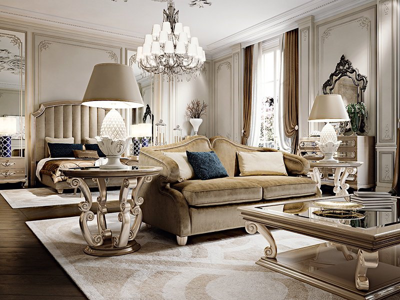 In the Mayfair Collection Art Deco style
