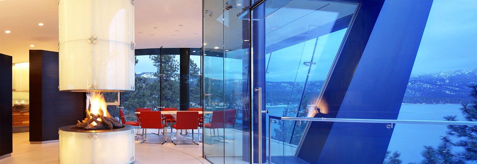 Seven High Tech Homes Christies International Real Estate