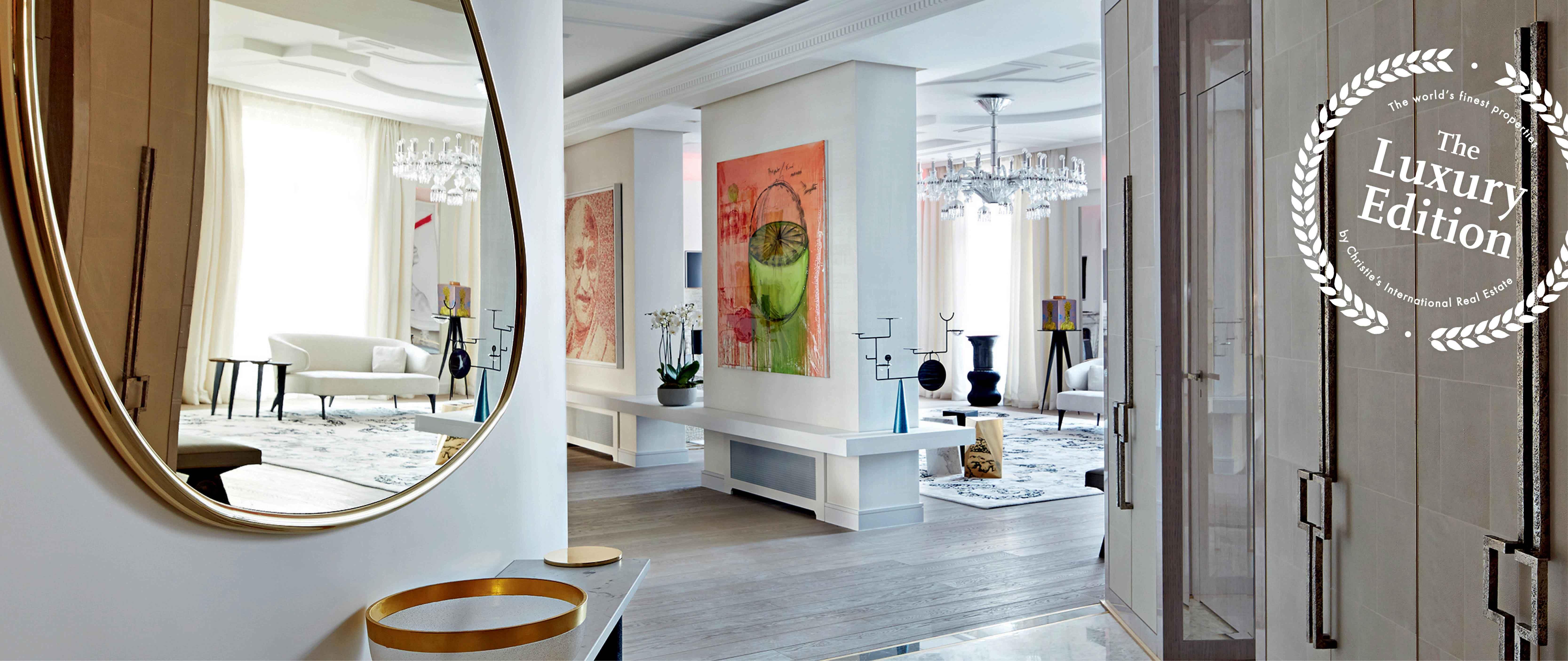 Pied À Terre Paris luxury edition: parisian chic pied-à-terre - christie's