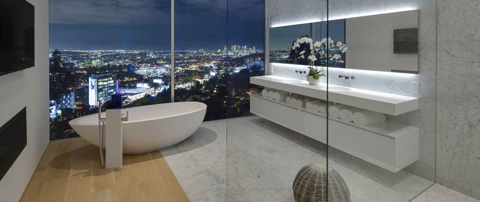 7 Dream Bathrooms With Spa Style Luxury