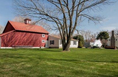 The New England Barn: An Iconic American Landmark