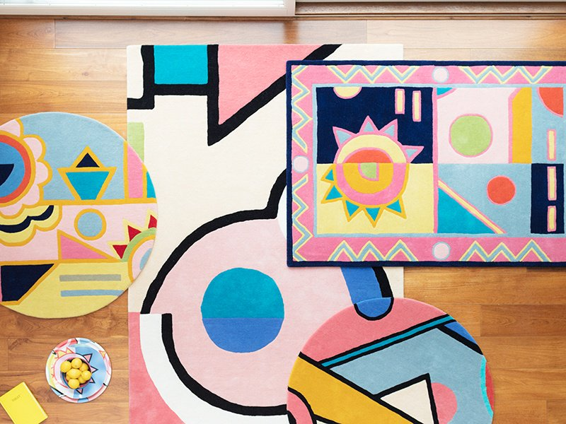 Color, Texture, Repeat: Designers with a Passion for Pattern