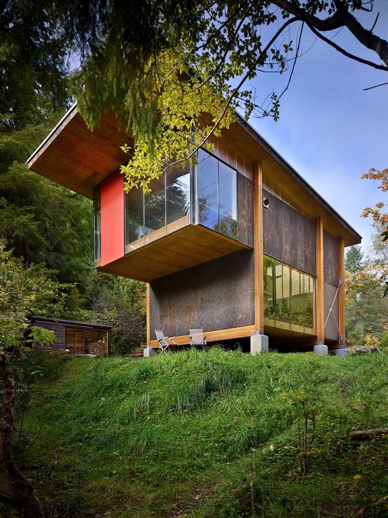 Scavenger Studio Puget Sound Eerkes Architects