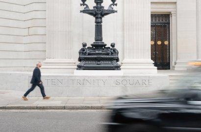 Ten Trinity Square, London
