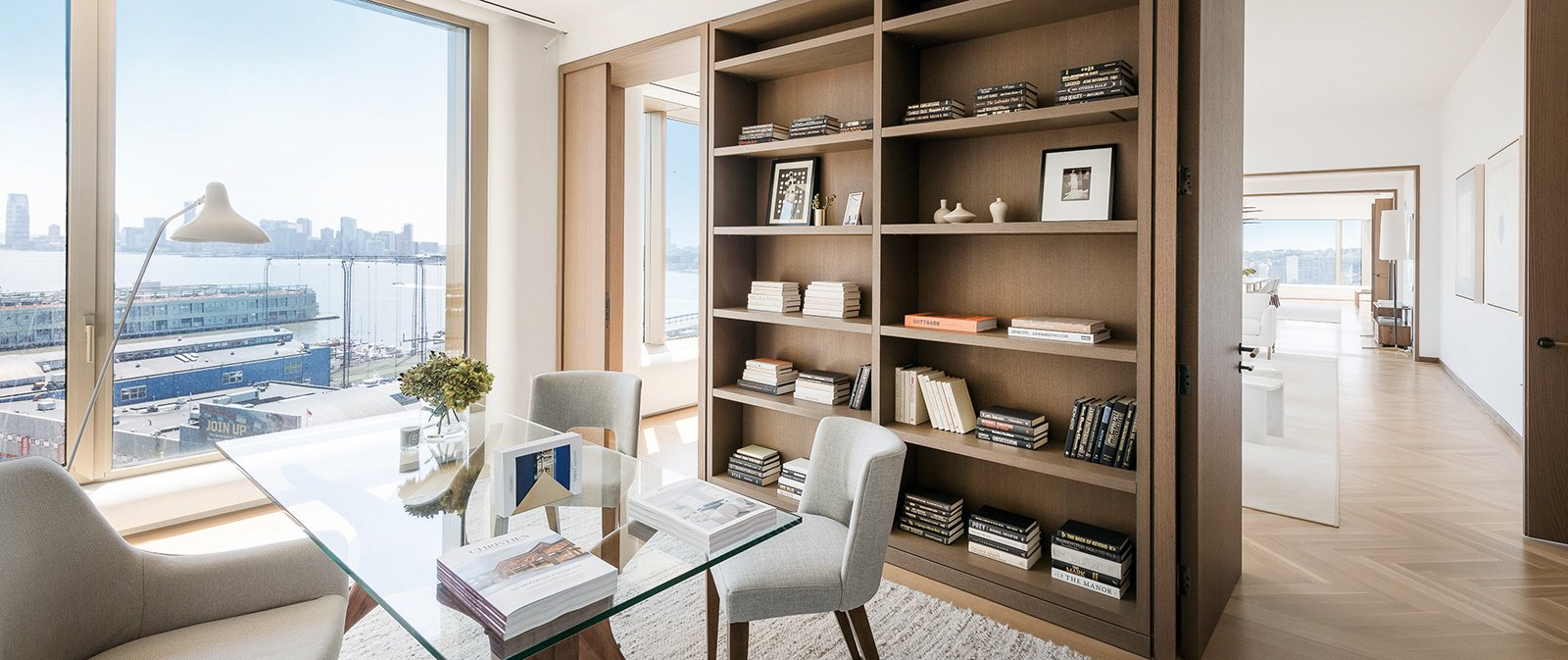 The High Life In West Chelsea, New York City