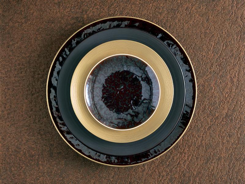 Rebecca Willer plate set
