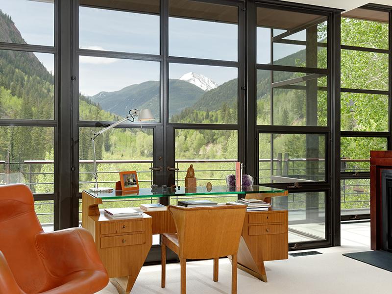 Aspen property CastleCreek office