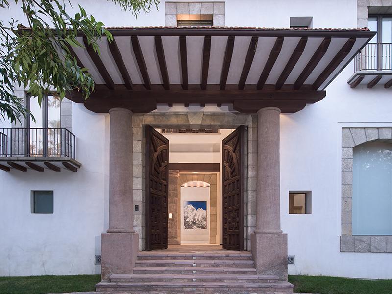 Front door California property