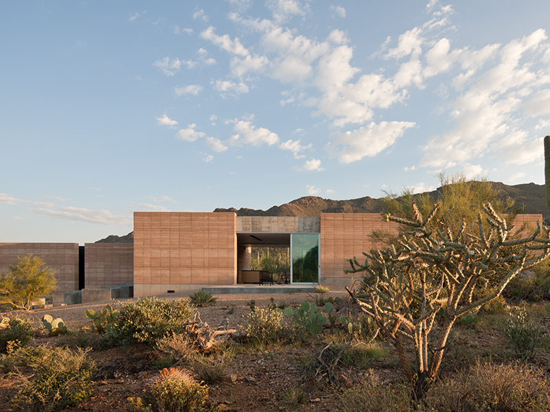 Castles In The Sand The Art Of Desert Architecture Christie S International Real Estate