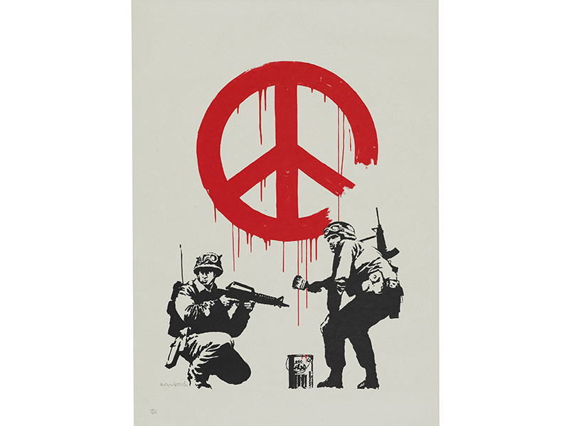 CND by Banksy