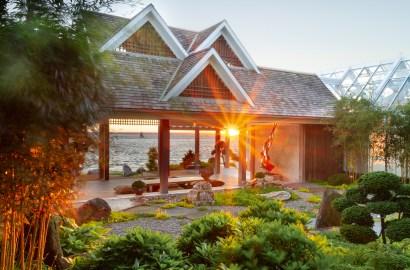Rhode Island's Shangri-La: a Sunset Paradise on Narragansett Bay