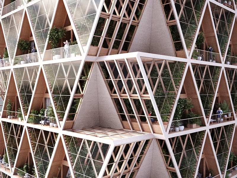 The Farmhouse building concept by Studio Precht