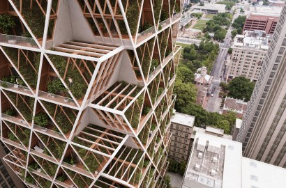 Sustainable Architecture: Meet the High-Rise Farms of the Future