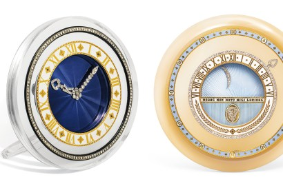 A Once-in-a-Lifetime Collection: The Magical Mystery of Cartier Clocks