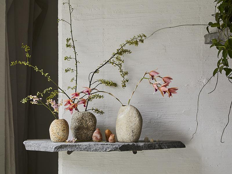 Flower display by Fox Fodder Farm