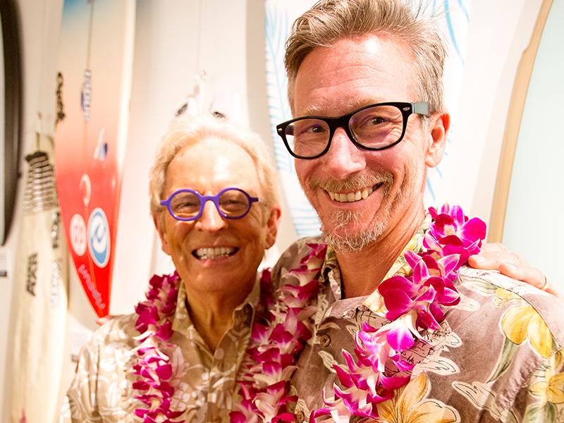 Kyle Bernhardt and Zachary Wright