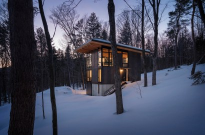 Into the Woods: How 4 Architects are Reimagining the Modern Log Cabin
