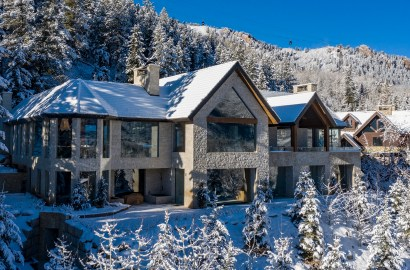 Ski Chalets in the World's Top Winter Resorts
