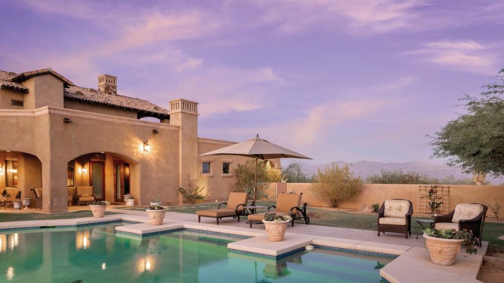 Spanish Revival Architecture: 6 Pueblo & Mission-Style Homes