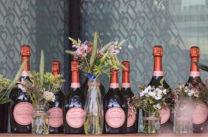 """The Christie's Wine Expert: """"Rosé Champagne Never Loses its Allure"""""""
