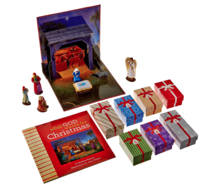 Interactive Nativity