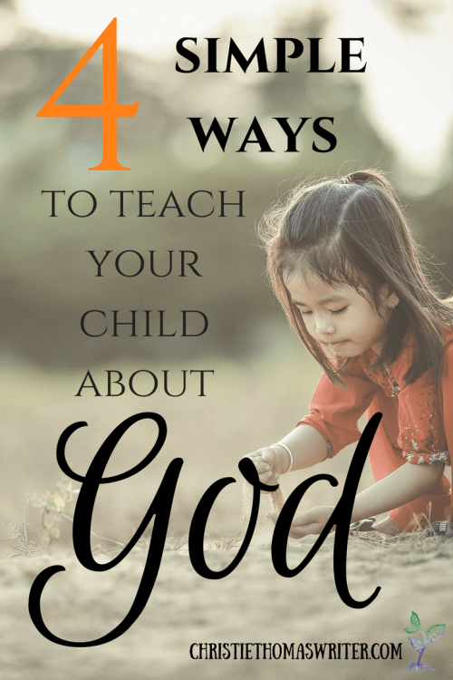 Simple ideas and resources to help you child grow in faith.