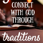 The key to practicing ritual, symbolism, and sacrifice in a vibrant faith is to continue to pay attention.