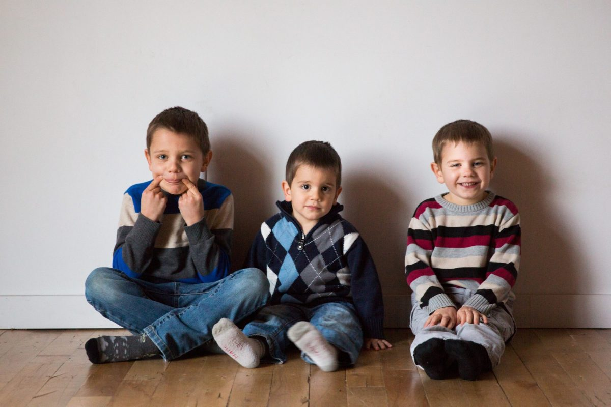The 9 best reasons to live in a houseful of boys