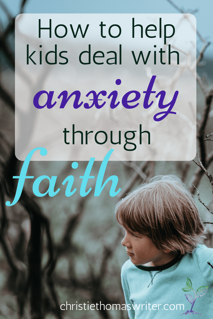 Do you have a child with anxiety? This short article shares two resources to help your child deal with anxiety: a free blessings course and a fantastic picture book.
