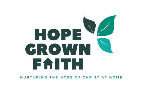 HopeGrown Faith membership site